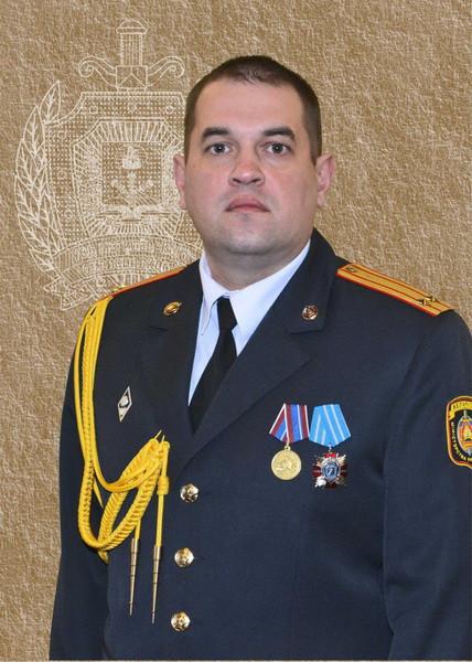 Майор милиции Михаил Кучумов поделился секретом успешной работы в оперативно-дежурной службе бобруйской милиции