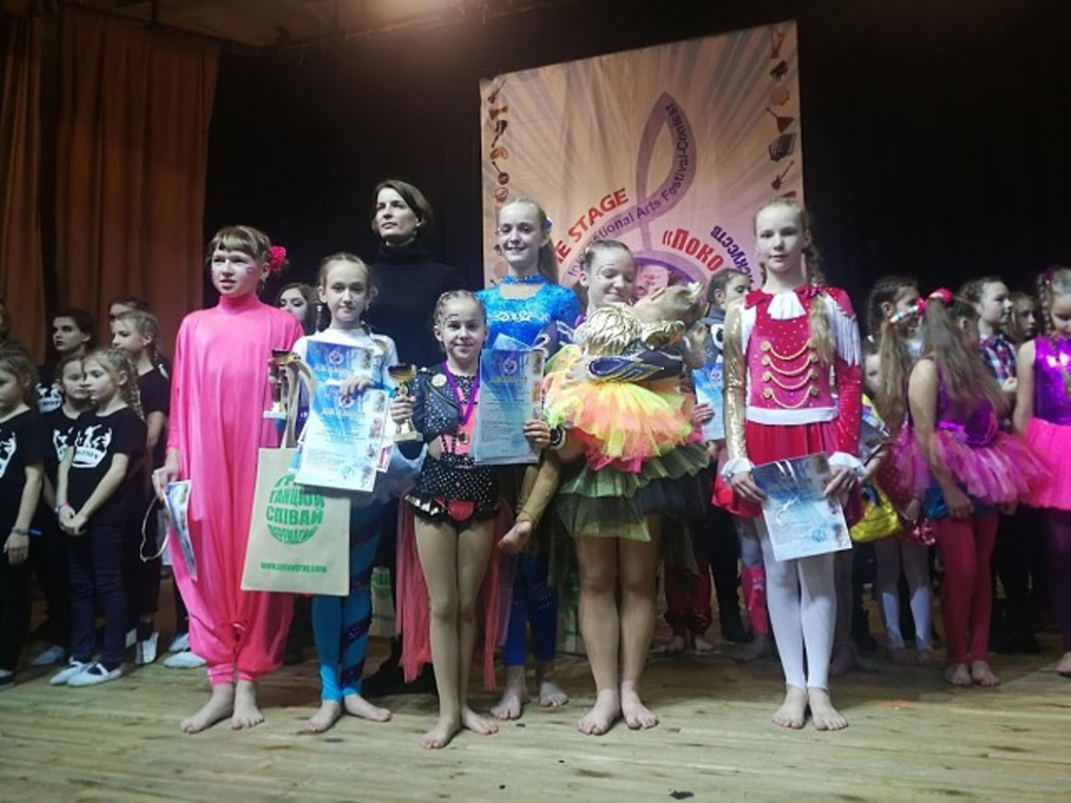 Бобруйская «Мечта» завоевала в Киеве 9 медалей: 3 золотых, 3 серебряных, 3 бронзовых