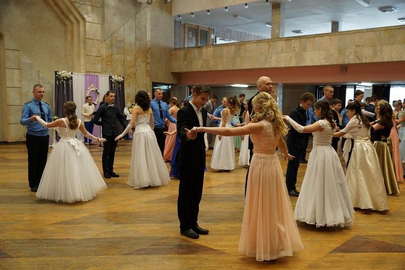 Стало традицией проводить в Бобруйске бал православной молодежи