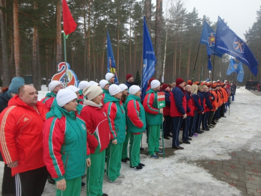 6 призовых мест завоевала команда Могилёвской области на Республиканской спартакиаде работников ЖКХ