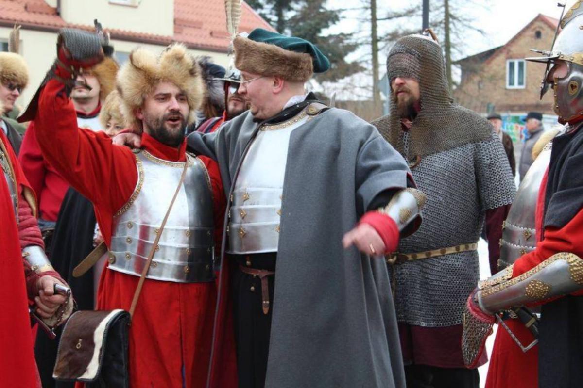9–10 февраля 2019 года народный военно-исторический клуб «Газдава» УК «Центр досуга и творчества г. Бобруйска» принял участие в фестивале «Штурм замка Тыкоцина» г. Тыкоцин (Республика Польша).