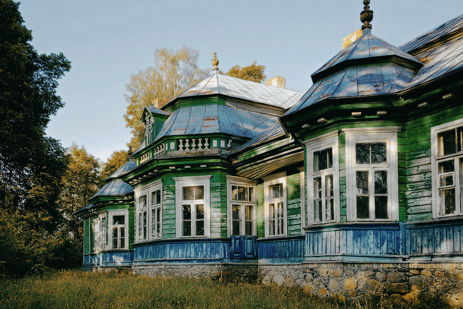 Деревянная архитектура Беларуси: 9 крутых зданий