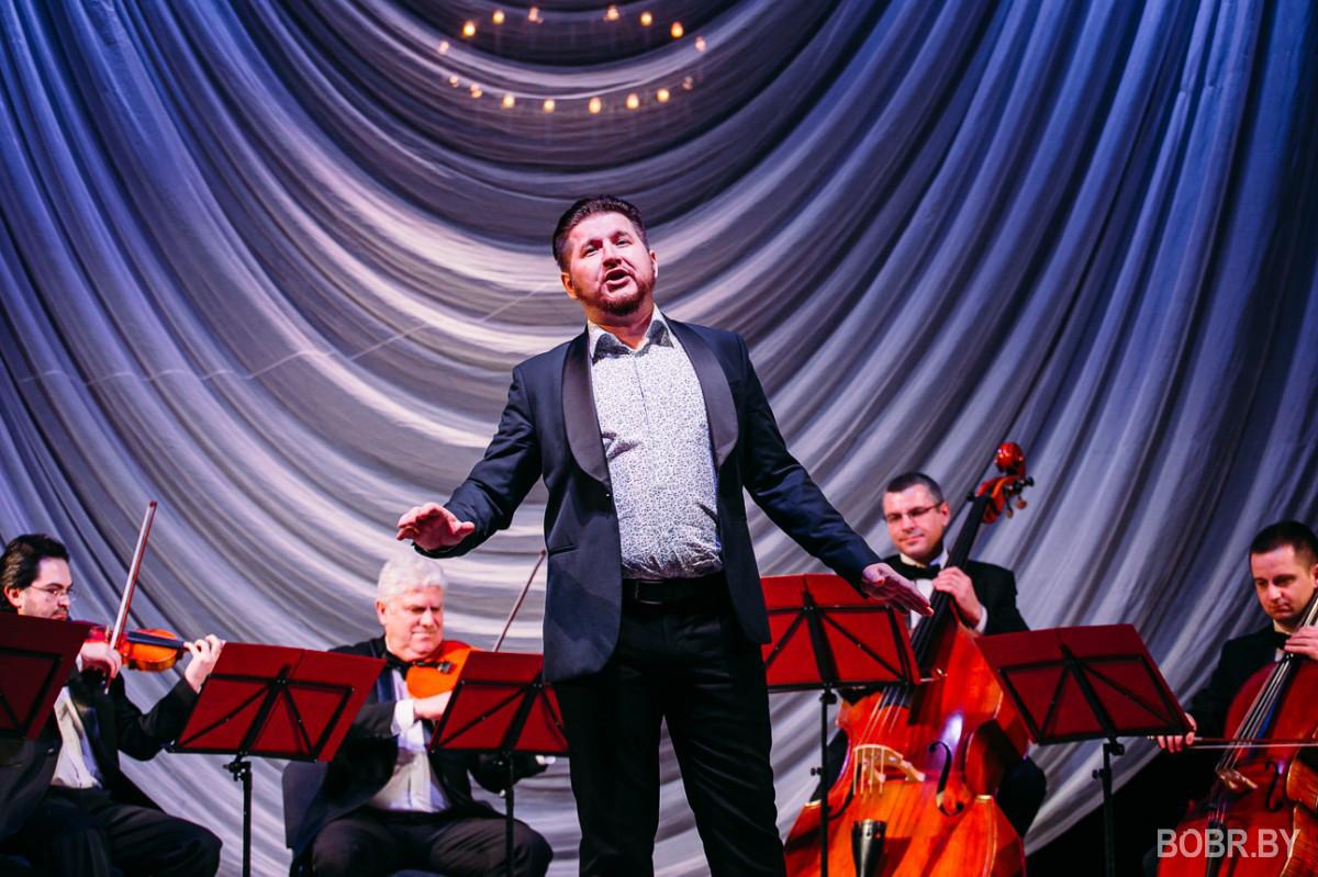 В Бобруйске прошел гала-концерт звезд Большого театра Беларуси