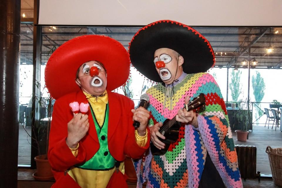 Знакомьтесь с гостями ІІ-го фестиваля клоунов
