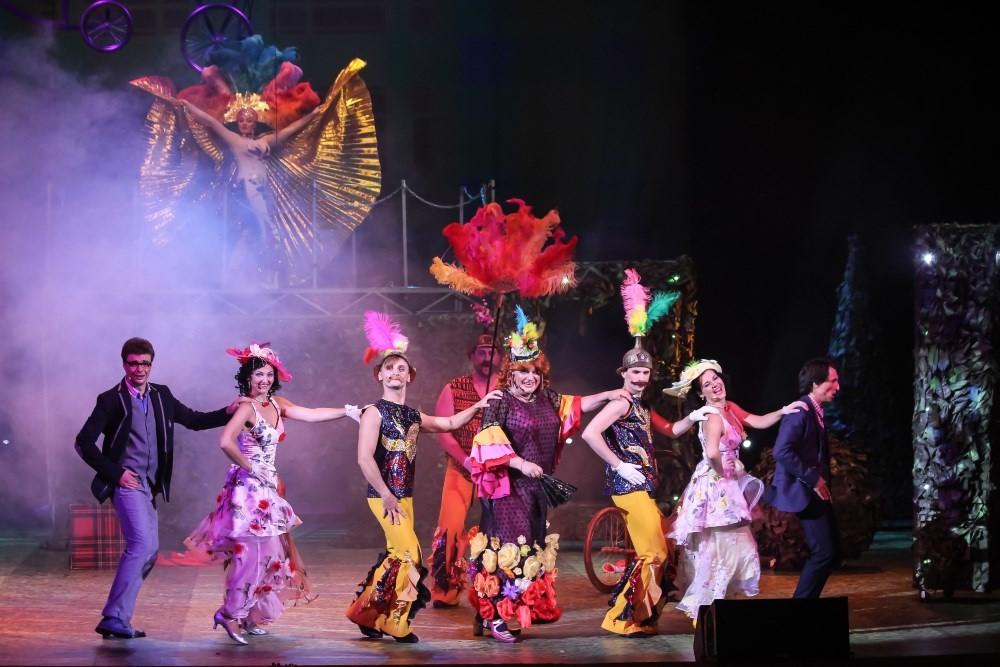 Music-фарс покажет бобруйчанам  музыкальный театр из столицы