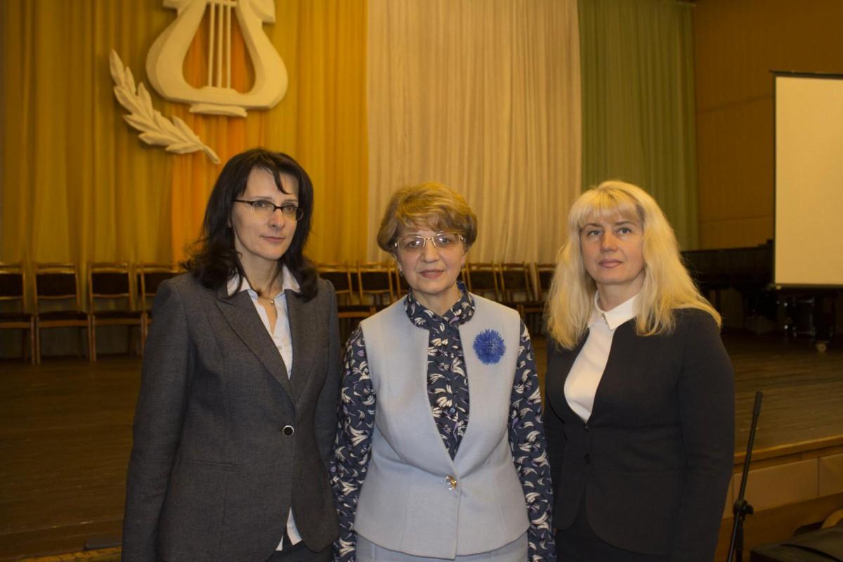 Епископ Серафим поздравил победителей городского конкурса «Женщина года-2018»