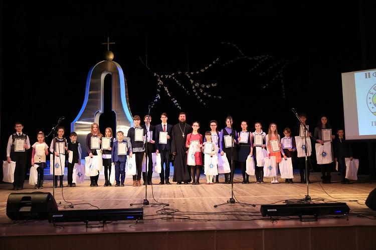 Награждение победителей олимпиады православных знаний прошло в Бобруйске