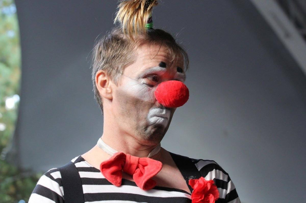 Бобруйск-оплот клоунского мастерства