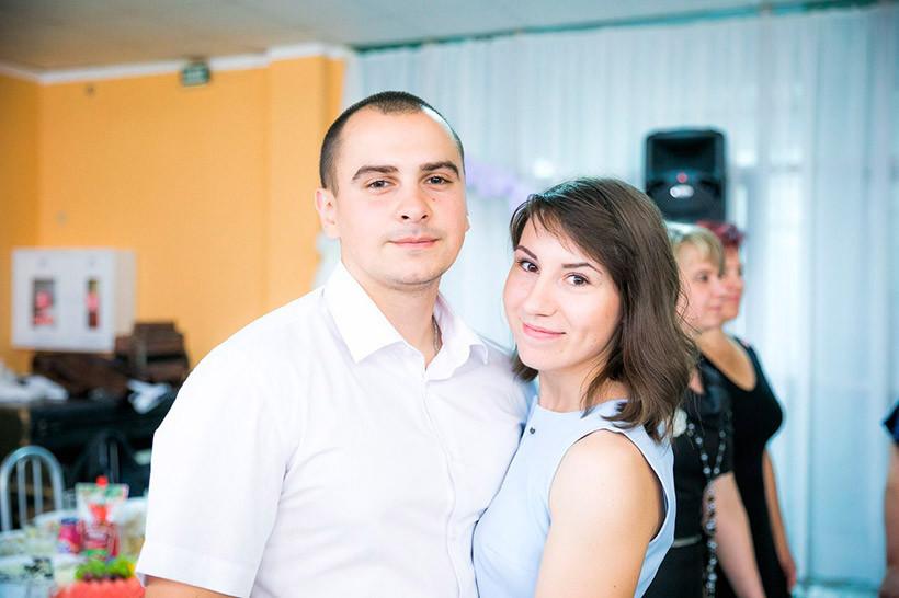 Марина и Станислав