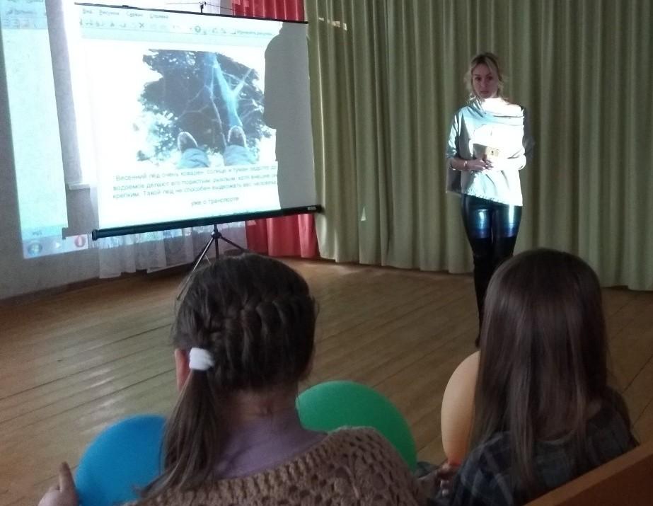 В субботу в клубах по месту жительства Центра творчества г.Бобруйска прошел «День безопасности»