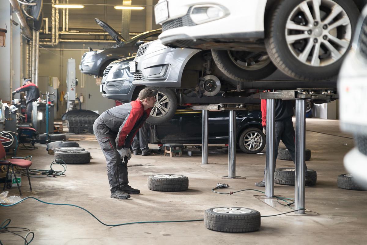Как белорусы ломают свои авто