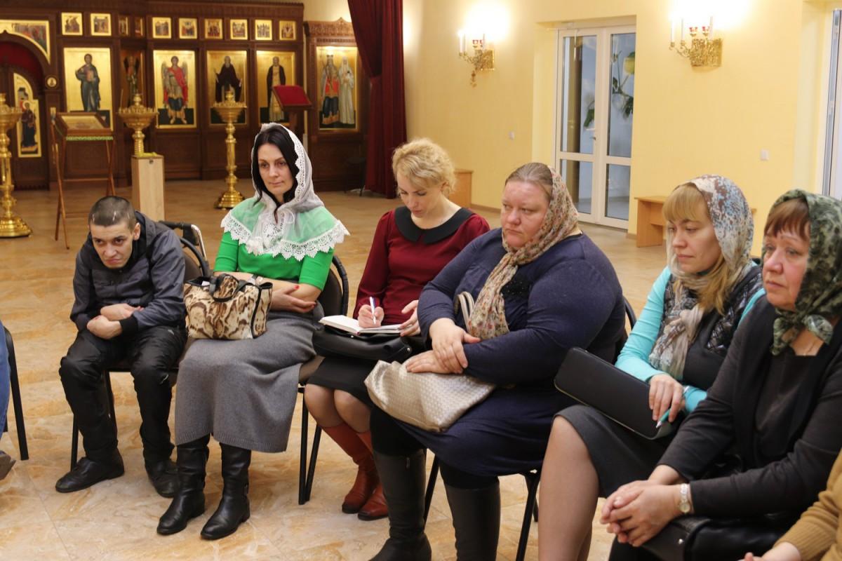 В Центре «Покрова» начались Великопостные образовательные беседы