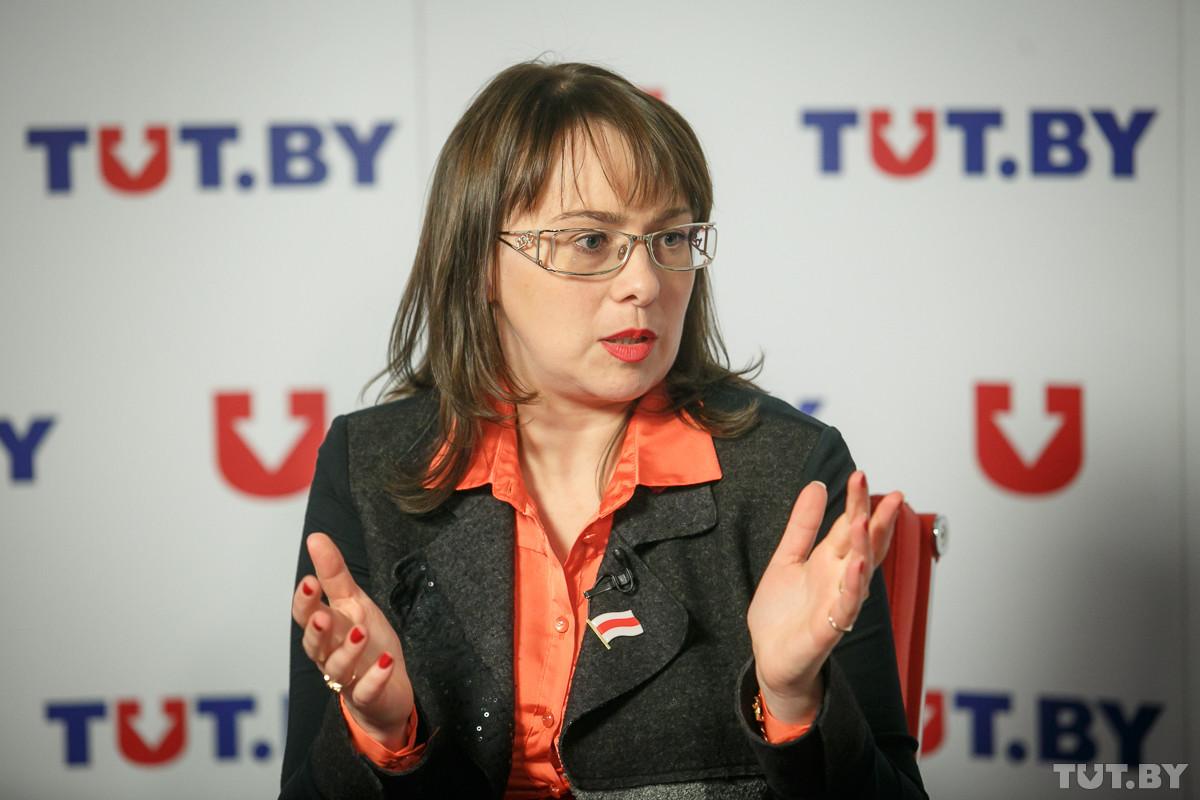 Канопацкая: Возможно, пришло время поставить точку в истории с Союзным государством через референдум
