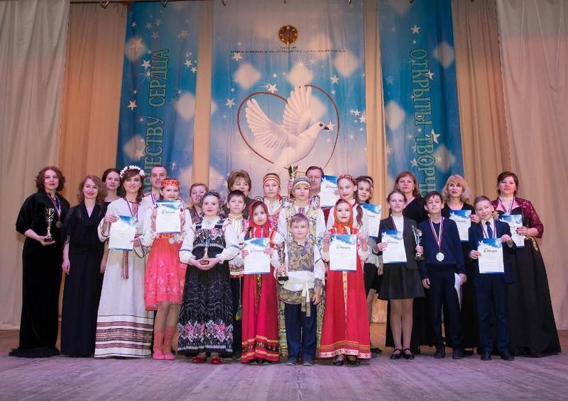 Город Бобруйск достойно выступил на VII Международном фестивале-конкурсе исполнительского мастерства «Открыты творчеству сердца»