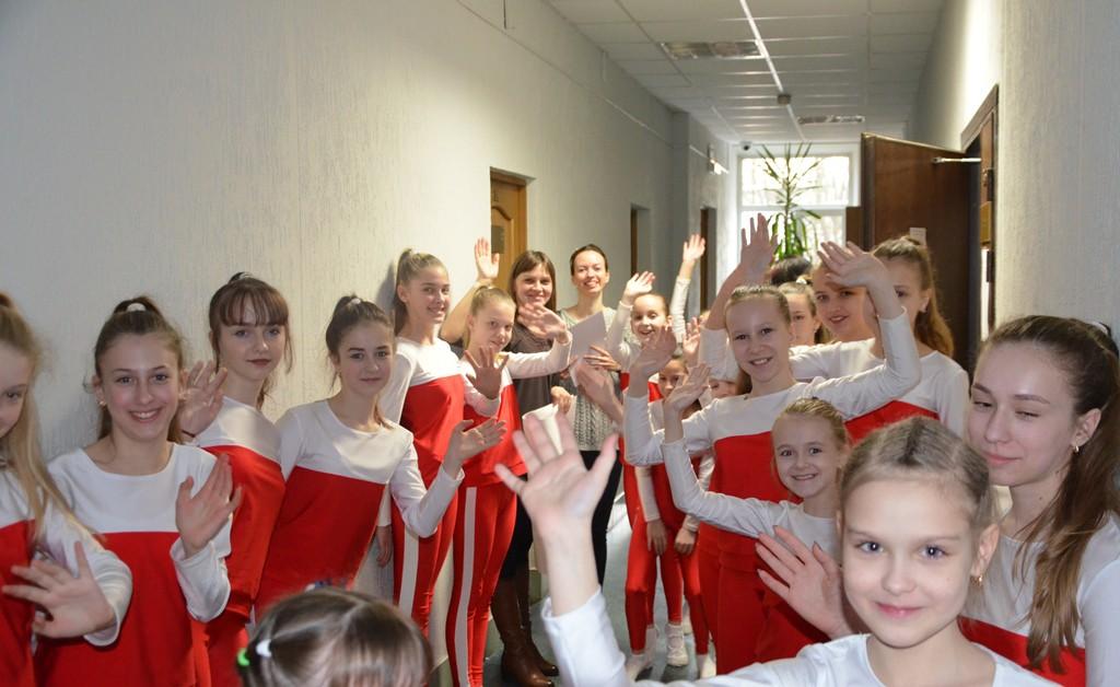 Образцовый ансамбль танца «Чабарок» Дворца искусств удостоен трех дипломов ІІІ Международного танцевального феста «M&Dance».