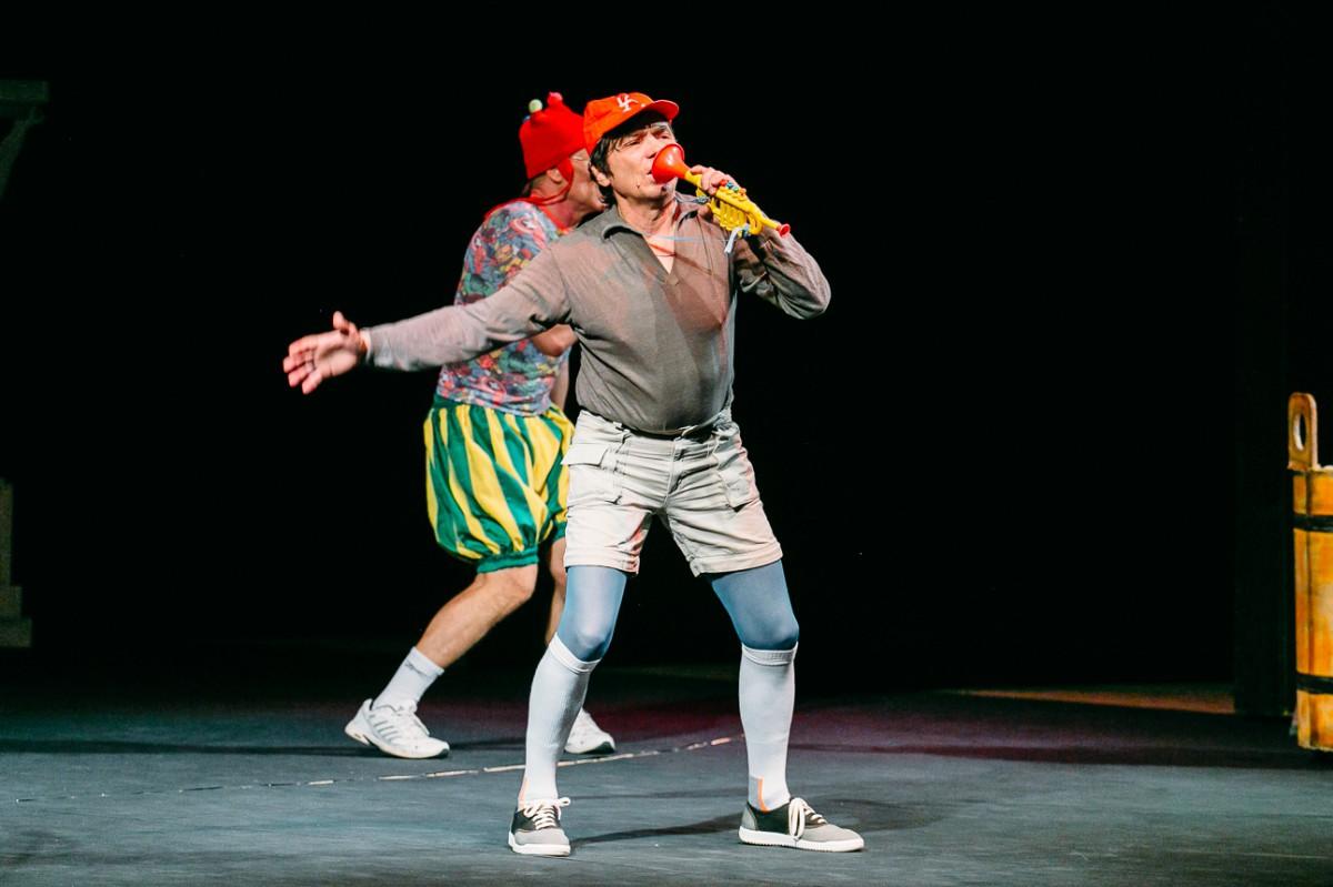 Бобруйский театр отпраздновал свой день