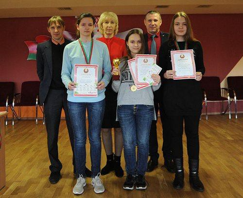 Бобруйчанки выиграли «золото» и «серебро» на первенстве Беларуси по шахматам