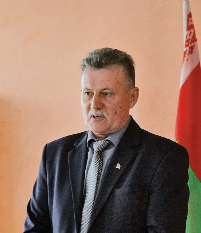 Отчетно-выборная конференция организации по территориально-производственному принципу РОО «Белая Русь» ОАО «Белшина» прошла 25 марта.