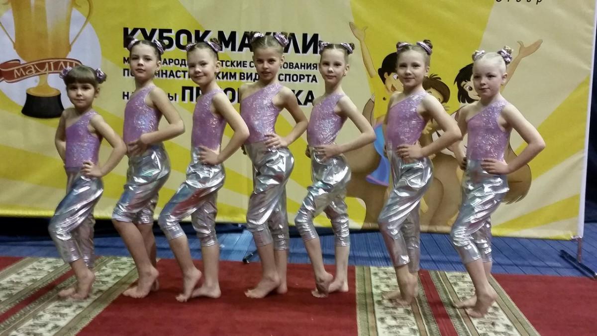 «ОЛИМПИЯ FIT-KID» на Кубке «МАУГЛИ»