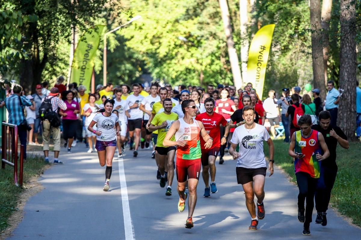 Жителей Могилевщины зовут пробежать рекордные 200 000 километров в помощь детям-спортсменам с ограниченными возможностями
