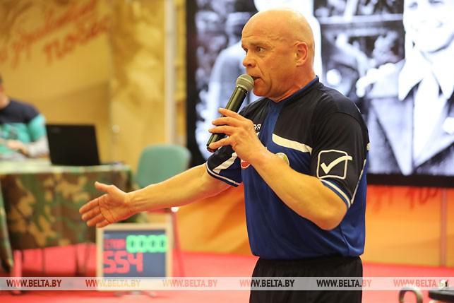 Бобруйчанин Вячеслав Хоронеко установил 160-й рекорд в карьере и посвятил это достижение 75-летию освобождения Беларуси