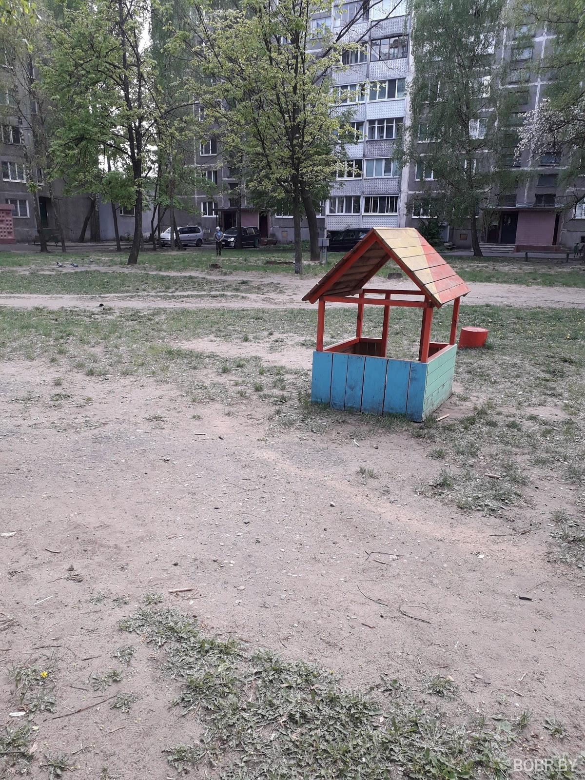 «Страшно выходить с детьми на улицу, ходим играть в соседний двор»
