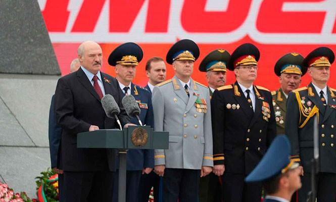 Лукашенко: «Нас невозможно наклонить и свергнуть, как сегодня это происходит в Венесуэле»