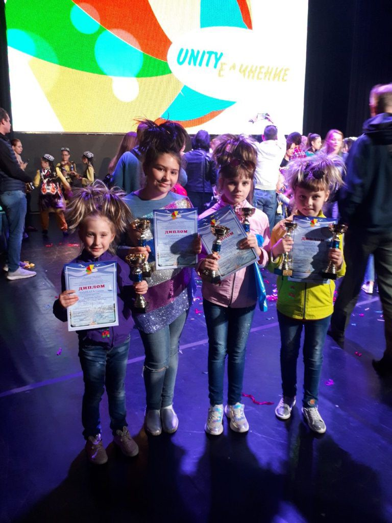 Международный фестиваль-конкурс национального творчества «Единение» пополнил копилку побед «Шина-най».