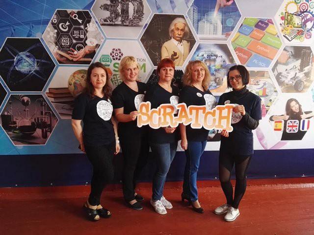 Всемирный день Scratch