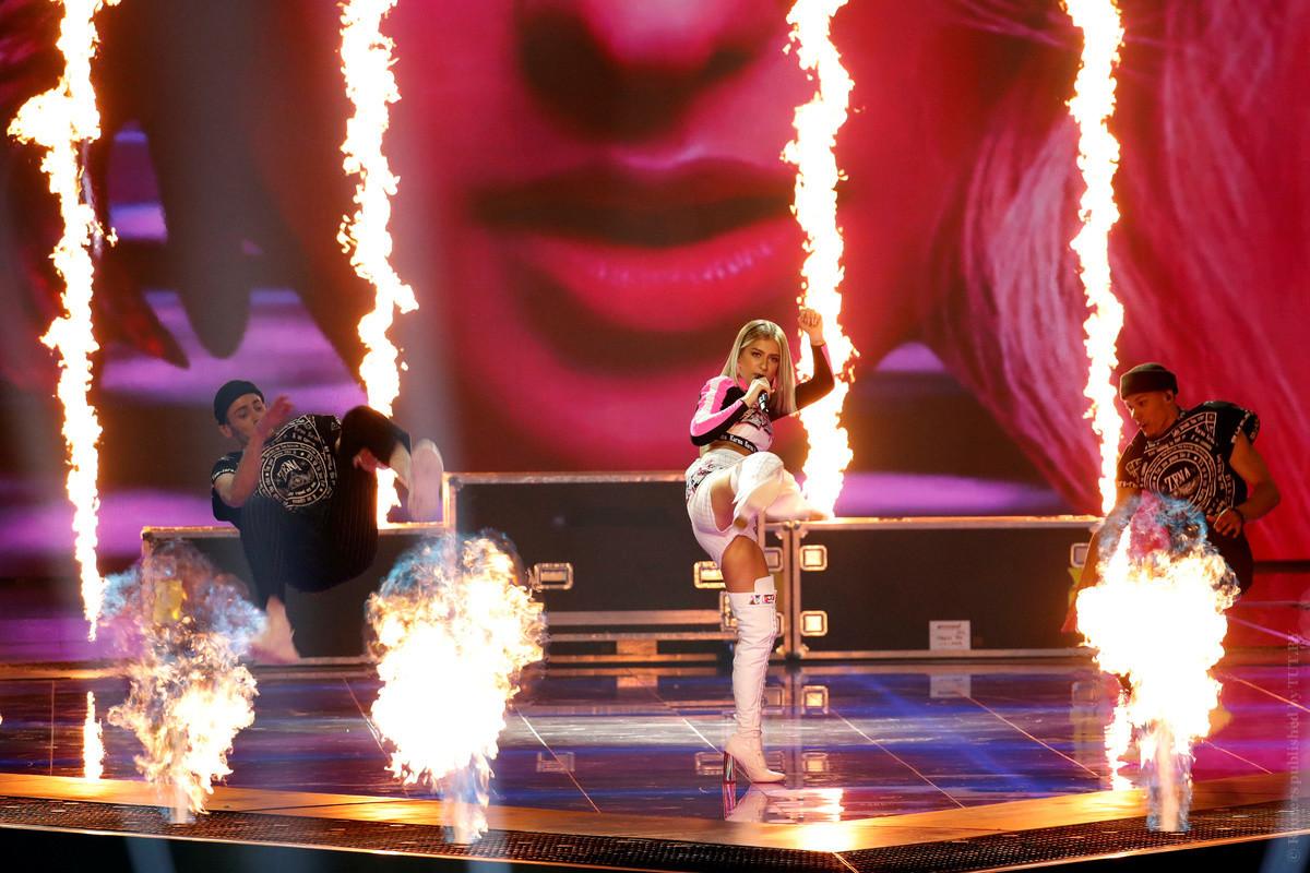 Белоруска Зена вышла в финал «Евровидения»