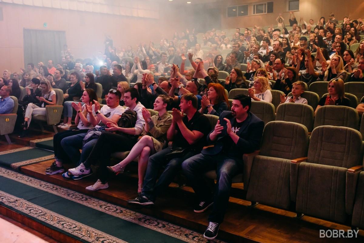 Концерт группы SKYNET. Как это было?