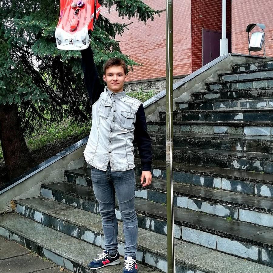 Бобруйчане приняли участие в спартакиаде учащихся по техническим видам спорта «ТехноСпорт»