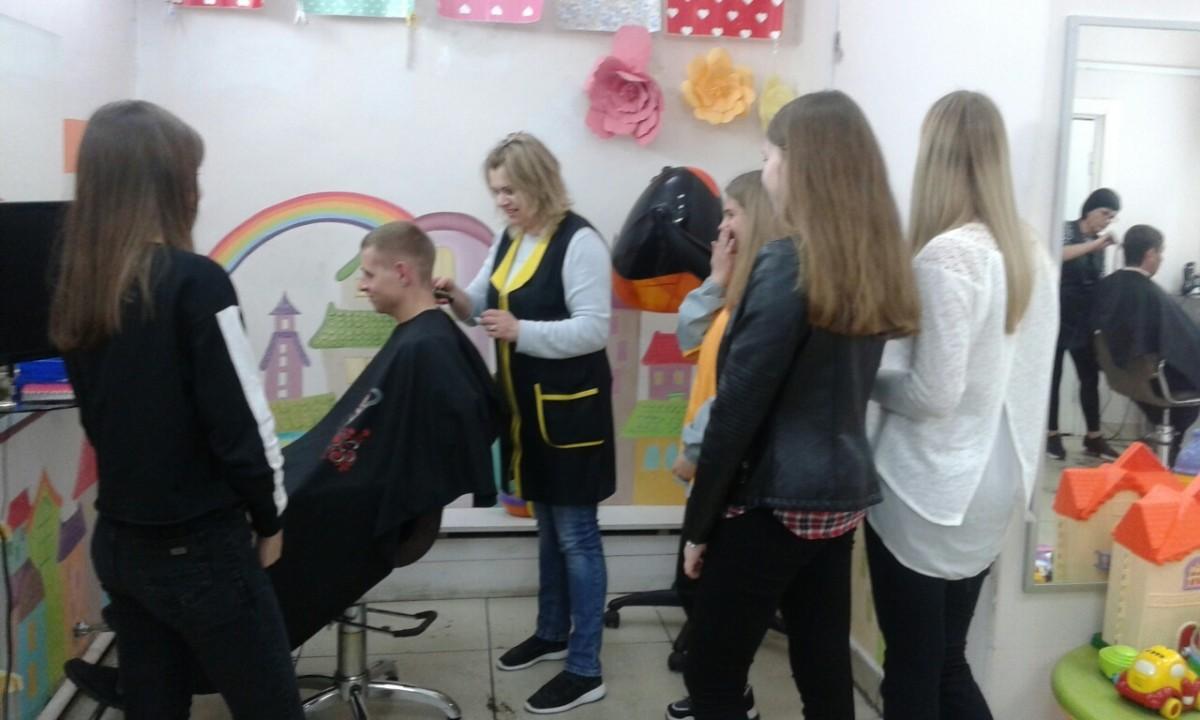 В мире парикмахерского искусства
