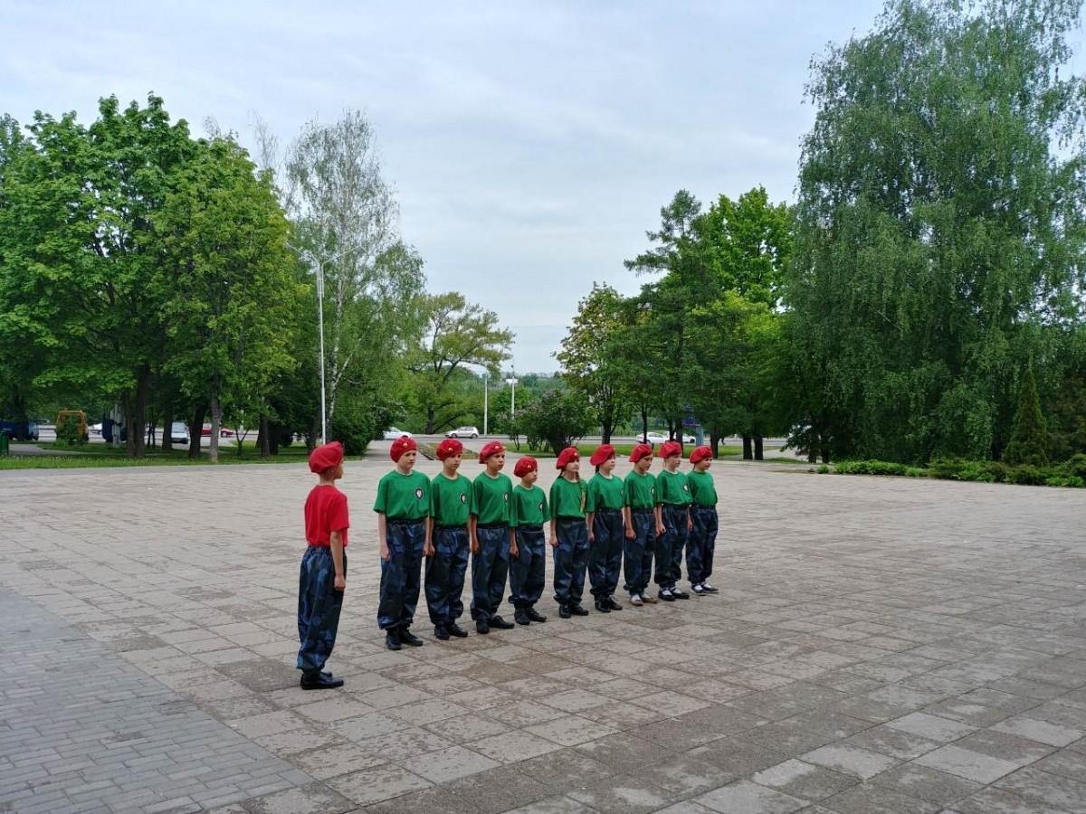 «Спецбобрята» Бобруйского района – в тройке победителей областной «Зарнички»
