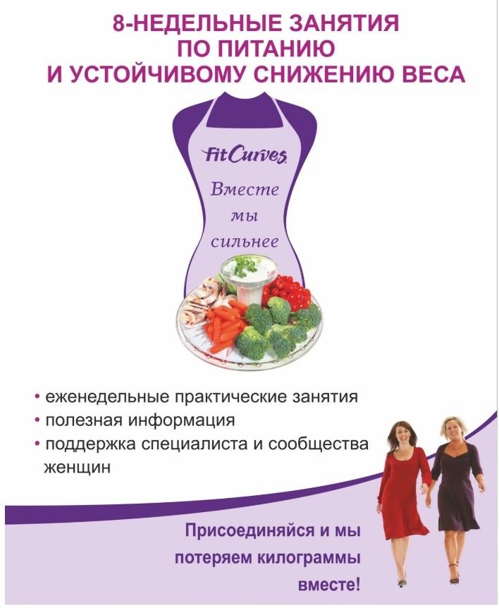 трехфазная диета фиткервс