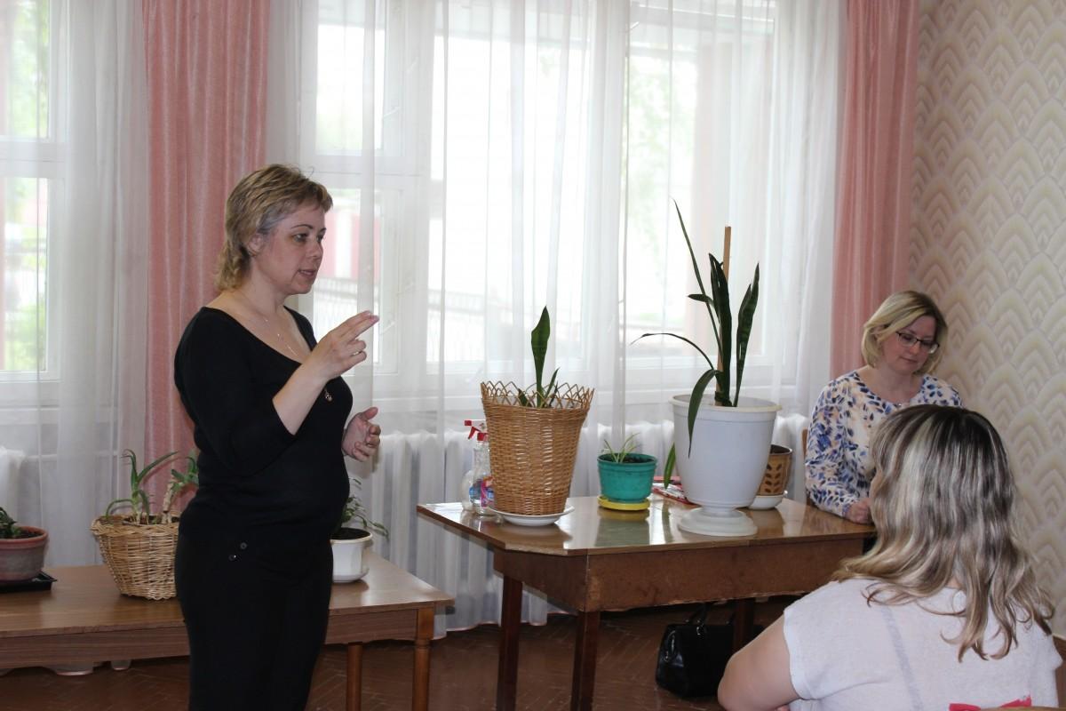 О льготах для граждан с нарушением слуха говорили за круглым столом «Два Крыла»