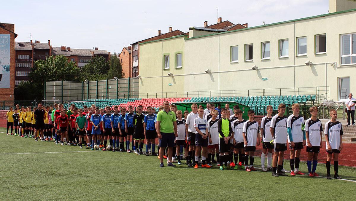 В Бобруйске стартовал турнир памяти Александра Прокопенко