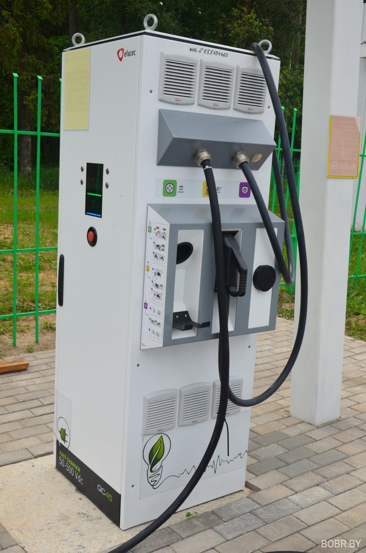 Насколько выгодно иметь электромобиль в Бобруйске?