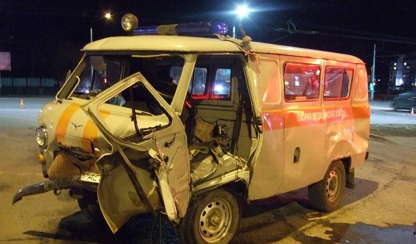 В Бобруйске завершено расследование ДТП с участием автомобиля скорой помощи