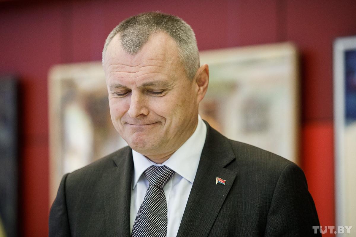 Игорь Шуневич отправлен в отставку