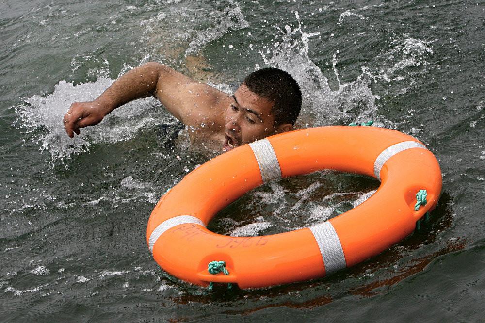 В Бобруйске определен перечень мест, где купание запрещено