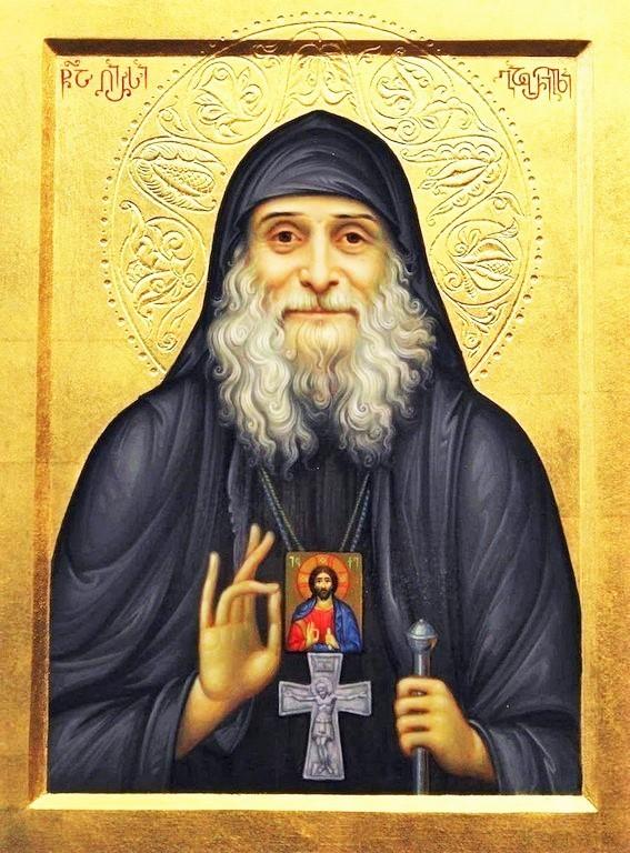 В Бобруйск из Кемерово доставят икону преподобного Гавриила (Ургебадзе)