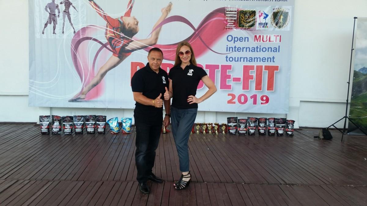 Мульти-турнир «Bereste – Fit 2019»