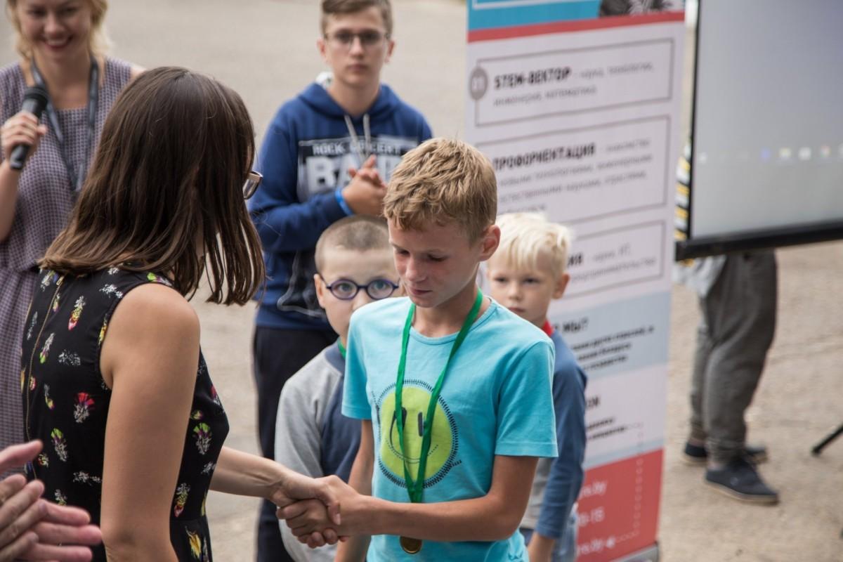 Бесплатный детский лагерь для детей, которым интересно IT, пройдет на Могилевщине. Как в него попасть?