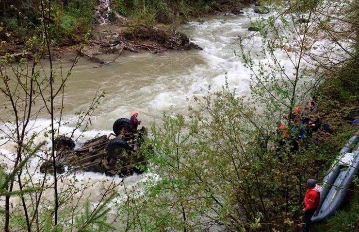 На турбазе нашли оружие и наркотики. Как продвигается дело о погибших в Карпатах белорусах, в числе которых была жительница Бобруйска