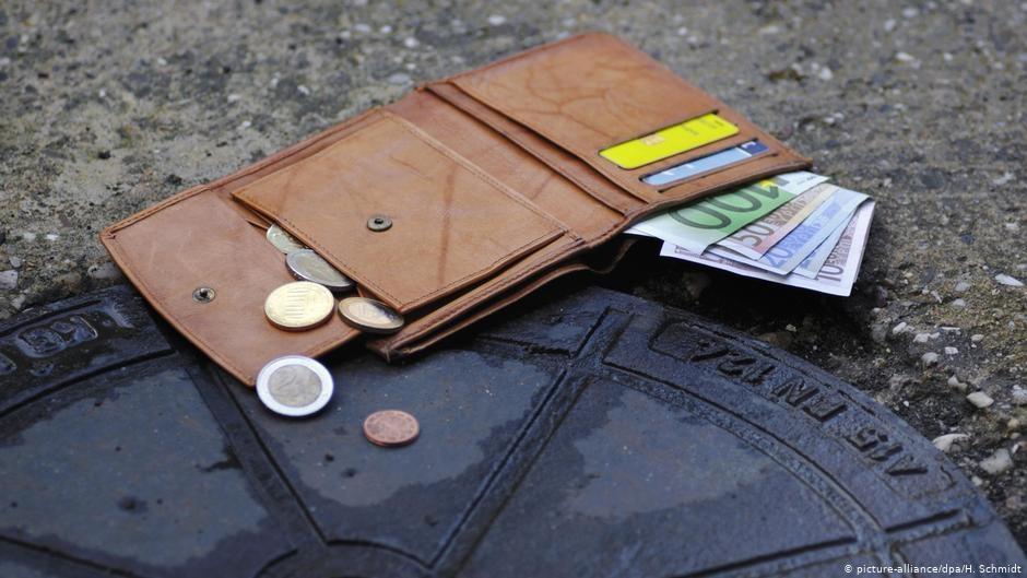 Потерял кошелек: в какой стране больше шансов, что его вернут