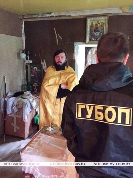 Лжесвященник Георгий Крот задержан и будет наказан