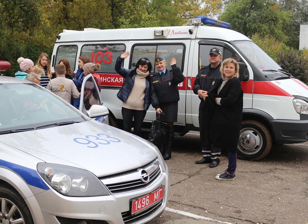 Не стало красавицы, пресс-атташе ГАИ Бобруйска Натальи Чижовой