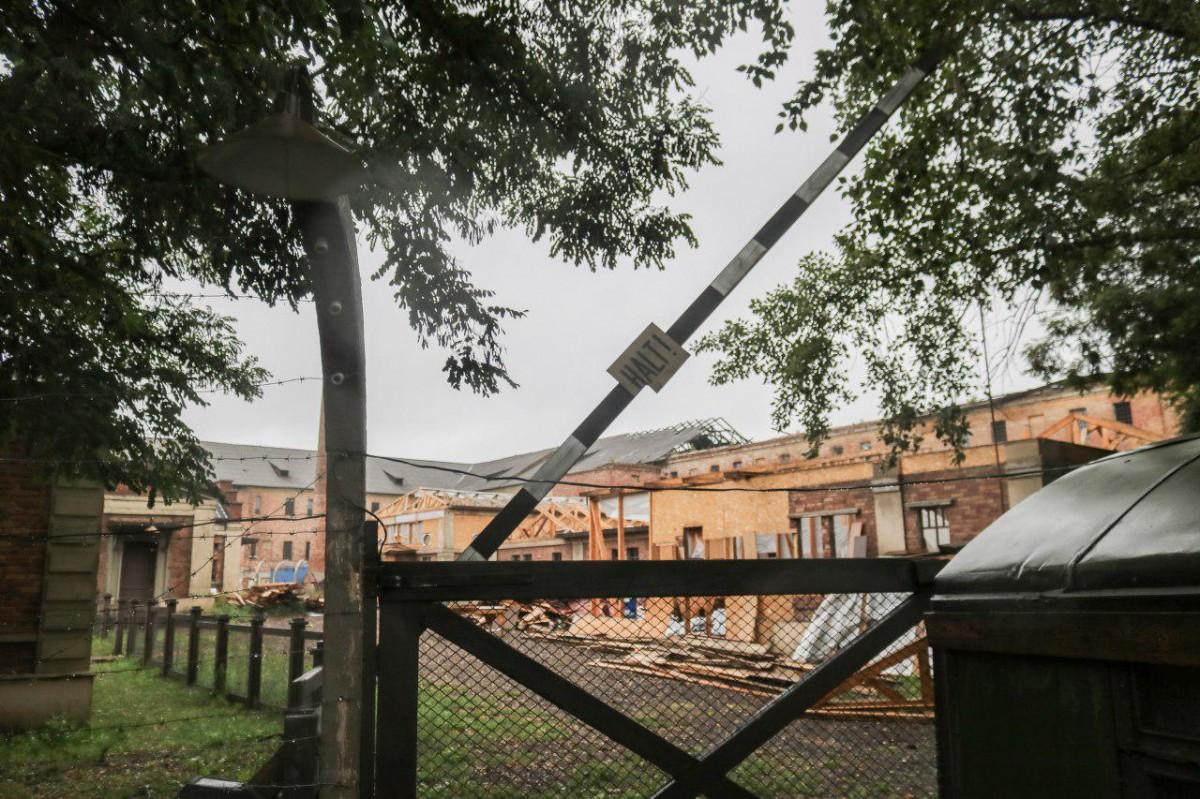 В Бобруйской крепости обнаружили… концлагерь. Он бутафорский