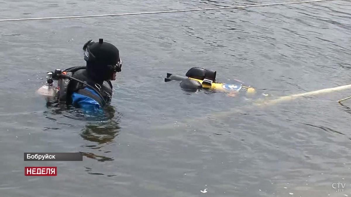 Ставка на сенсацию. Как наземные и подводные раскопки могут изменить ход истории Бобруйска